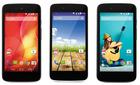 Google mở màn canh bạc Android One bằng bộ 3 smartphone giá rẻ
