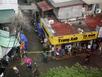 Hình ảnh hiện trường vụ giải cứu con tin ở Hà Nội