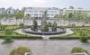Hình ảnh hiện đại ở trường học rộng nhất Thủ đô
