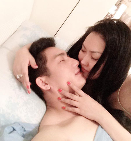 Phi Thanh Vân, Bảo Duy, cảnh giường chiếu