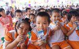 73 nghìn trẻ mầm non Bắc Ninh uống Sữa học đường