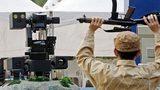 Hàn Quốc hé lộ mẫu robot gác biên giới tối tân