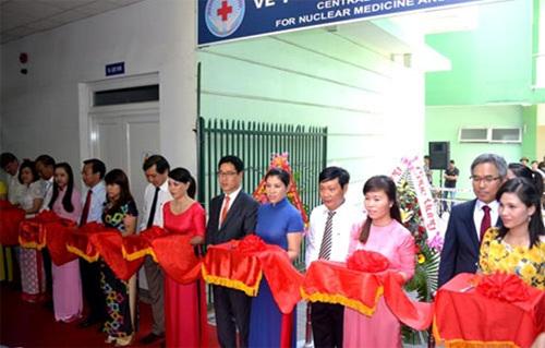 Trung tâm Y học hạt nhân và xạ trị, Đà Nẵng
