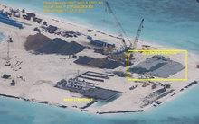 Báo Úc đăng ảnh TQ làm đảo nhân tạo ở Biển Đông
