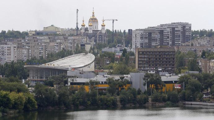 Miền đông Ukrainacó quyền tự trị giới hạn