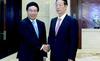 Biển Đông trong cuộc gặp 2 Phó Thủ tướng Việt-Trung