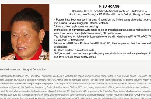 Tỷ phú Việt 2,8 tỷ đô: Làm giàu từ máu