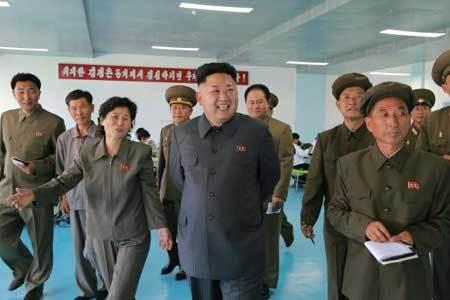Chuyến công du nước ngoài đầu tiên của Kim Jong Un