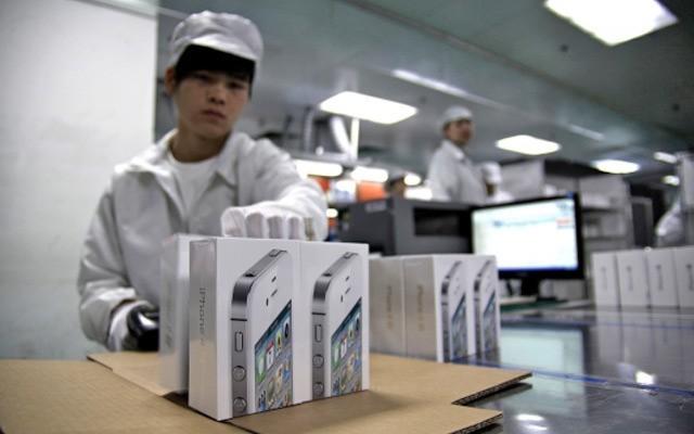 Công nhân Foxconn bị bắt vì tuồn vỏ iPhone 6 ra ngoài