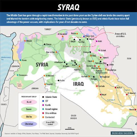 Lỗ hổng trong cuộc chiến của Mỹ chống IS