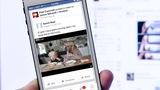 Tính năng tự chạy video của Facebook 'móc túi' người dùng?