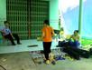 Hào Anh nhập viện vì tai nạn xe máy