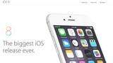 Apple chính thức phát hành iOS 8