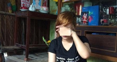 Cô gái bị ép khỏa thân, uống thuốc lắc 'tiếp khách'