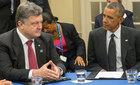Ký xong thỏa thuận với EU, Poroshenko vội vã đi Mỹ