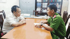 Khởi tố kẻ khống chế con tin ở Hà Nội