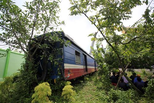xe lửa; tàu hỏa; Nam Định; tai nạn