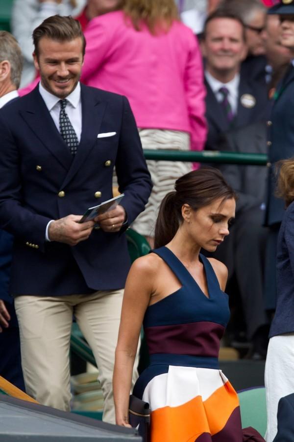 Victoria Beckham thành biểu tượng thời trang Anh
