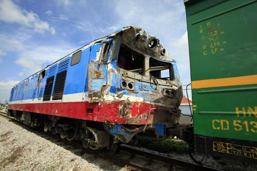 tàu hỏa; tai nạn; Nam ĐỊnh