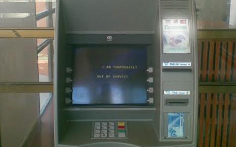ATM của ngân hàng bị trộm hơn nửa tỷ đồng