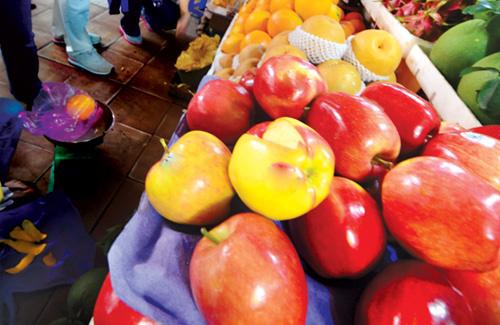 hoa quả, trái cây trung quốc, quả trung quốc, hoa quả nhập khẩu,