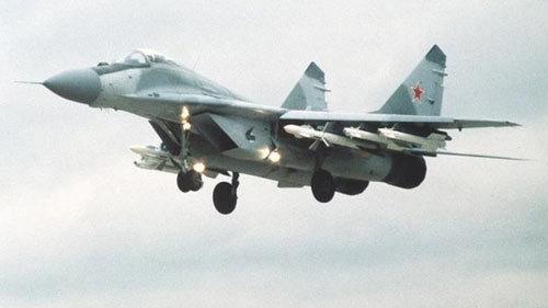 Mỹ chặn 6 chiến đấu cơ Nga ngoài khơi Alaska