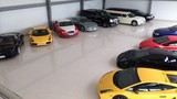 Những garage xe khủng của đại gia Việt