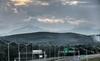 Phong cảnh tuyệt đẹp dọc tuyến cao tốc dài nhất VN
