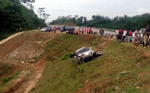 Cao tốc dài nhất VN vừa thông xe đã có tai nạn