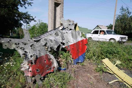 Ukraina bị kiện vụ MH17