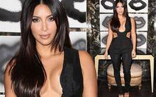 Tiếp tục lộ ảnh nude Jennifer Lawrence, Kim Kardashian