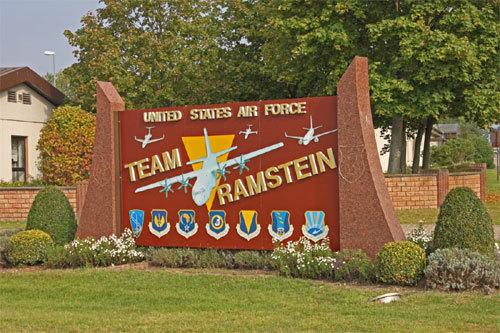 Vén bí mật Sở chỉ huy Không lực Mỹ ở châu Âu