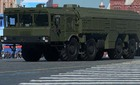 Nga phóng tên lửa tối tân nhất khi tập trận
