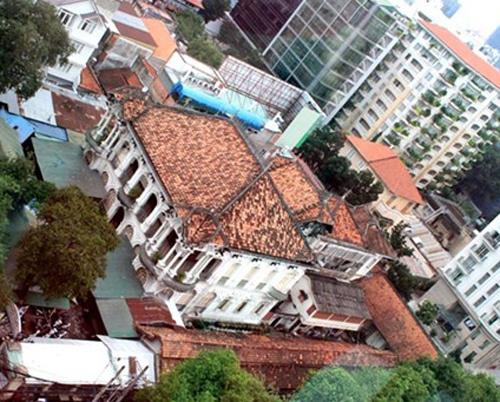 Điều đặc biệt của biệt thự cổ 35 triệu đô giữa Sài Gòn