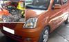 'Hóa kiếp' xe tai nạn để bán: Ôm họa mua ôtô cũ