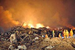 Nổ nhà máy pháo hoa ở TQ, 12 người chết