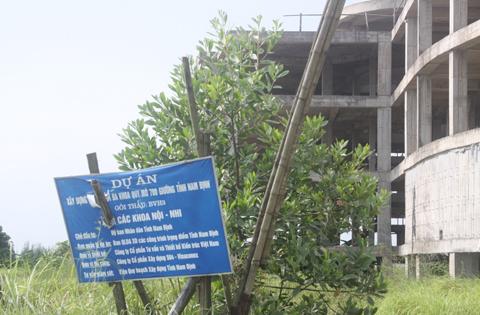Vì sao bệnh viện 40 triệu USD bỏ hoang?