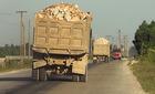 Ninh Bình: Xe quá tải 'oanh tạc' mọi tuyến đường