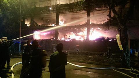 Nguyên nhân ban đầu vụ cháy quán bar Luxury