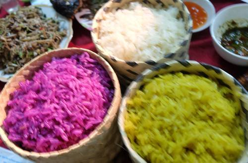 Pa Pỉnh Tộp. Noong Chứn, Điện Biên, du lịch, ẩm thực
