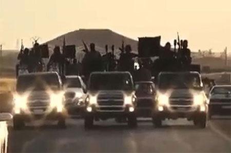 vũ khí, tấn công, IS, Mỹ