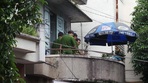 Nổ ở căn nhà 2 tầng, cụ già Việt kiều tử vong
