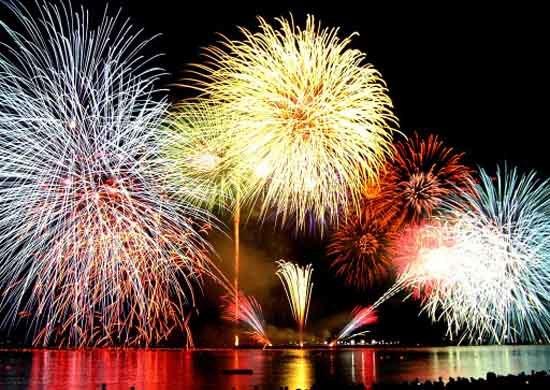 Hà Nội, Thủ đô, pháo hoa, giải phóng...