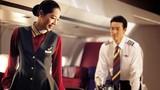 Luật yêu không ràng buộc giữa tiếp viên - phi công trên máy bay