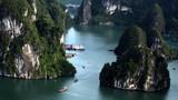 Vịnh Hạ Long - Top 12 bờ biển tuyệt vời nhất hành tinh