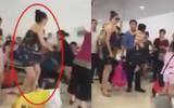 10 clip 'nóng': Mỹ nữ bị đánh ghen gây náo loạn sân bay