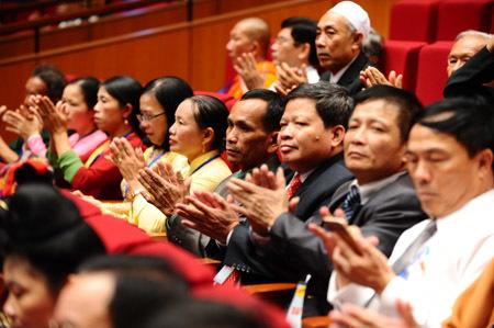 Nguyễn Thiện Nhân, MTTQ, hiệp thương