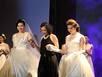 Ngất ngây với các mẫu váy cưới sang trọng