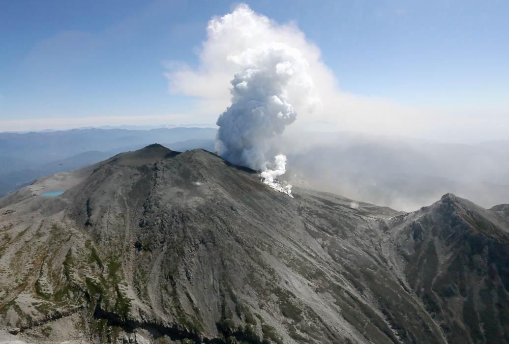 núi lửa, Nhật Bản, thiệt mạng