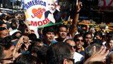Thủ tướng Ấn Độ được chào đón như siêu sao ở Mỹ